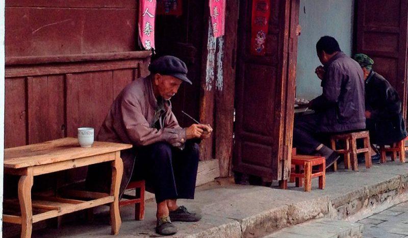 Viaje a China 2013.