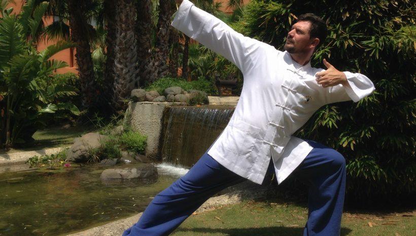 Seminario especial Semana Santa Yi Jin Jing en Granada con Jean-Luc Riehm
