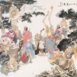 Seminario Qi Gong Shaolin de las 18 Manos de Buda en Madrid