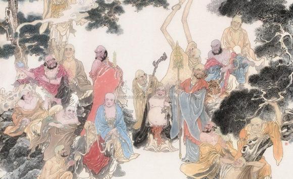 Seminario Qi Gong Shaolin de las 18 Manos de Buda