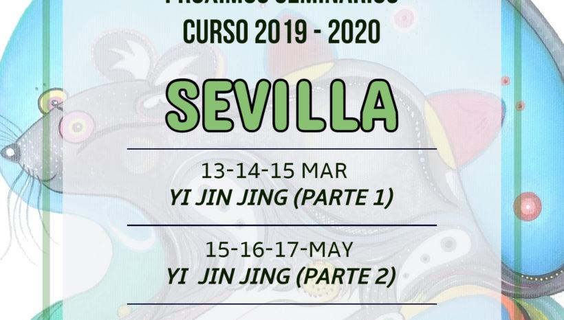 Próximos seminarios curso 2019-2020 en Sevilla