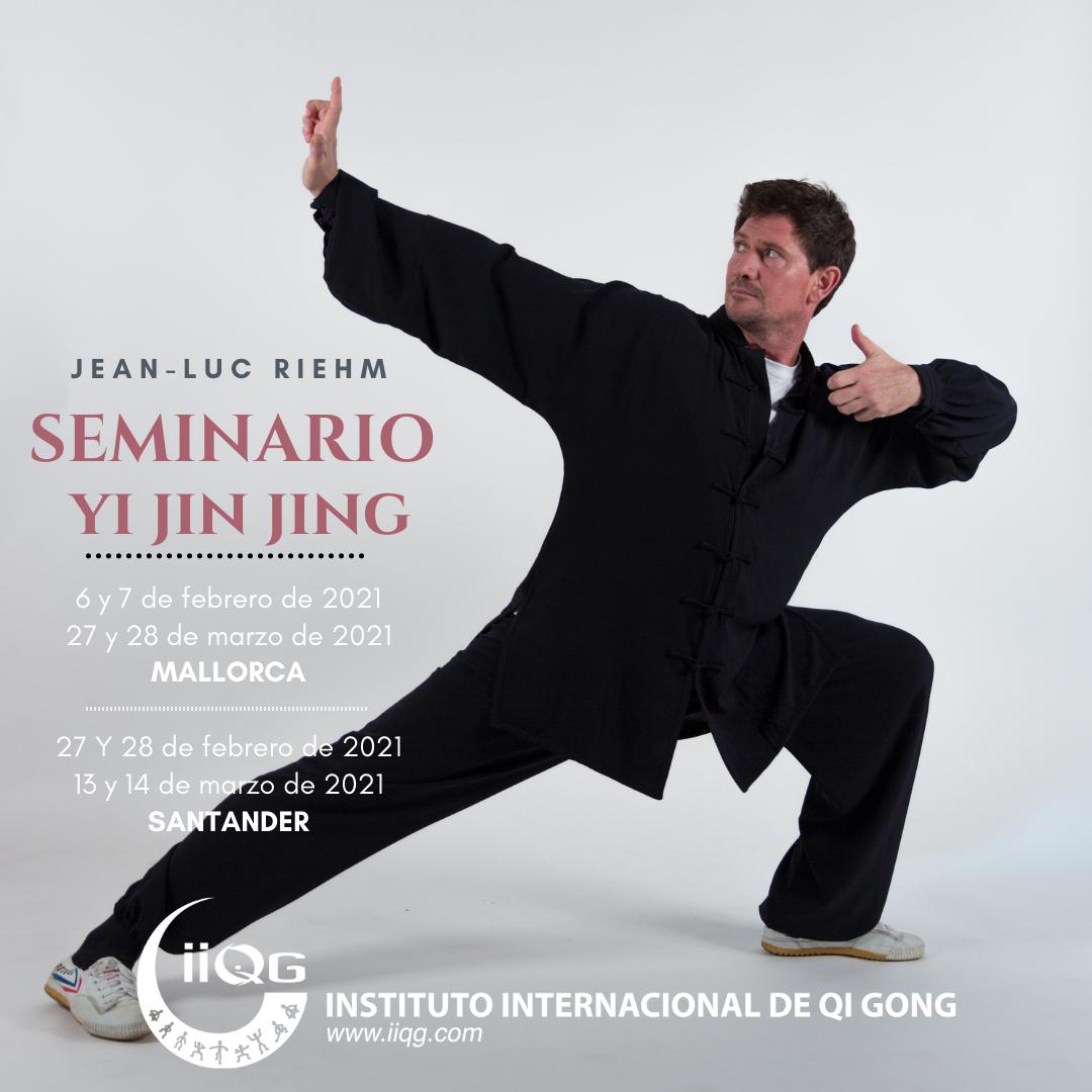 YI JIN JING – 2021