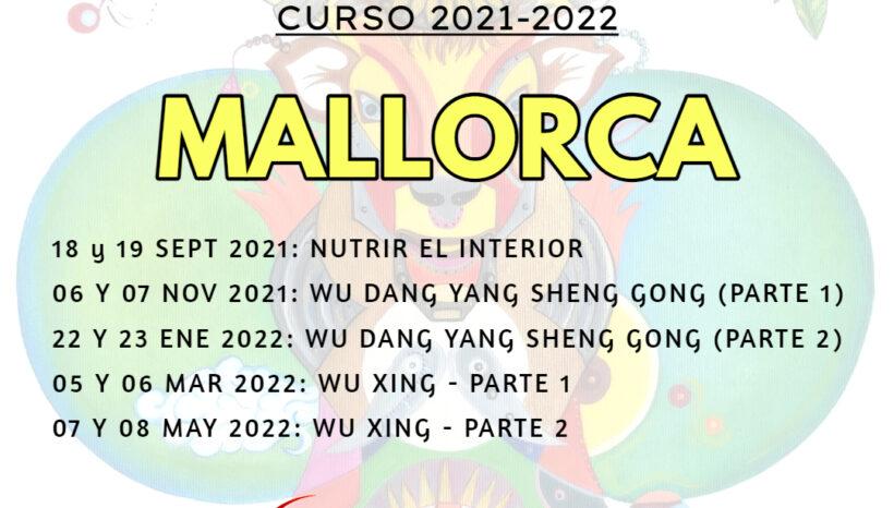 Programación 2021-2022 en Mallorca