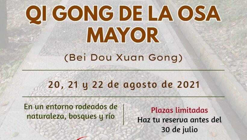 Qi Gong de la Osa Mayor – Seminario de verano