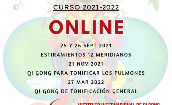 Programación 2021-2022 – Online