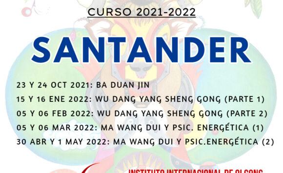 Programación 2021-2022 en Santander