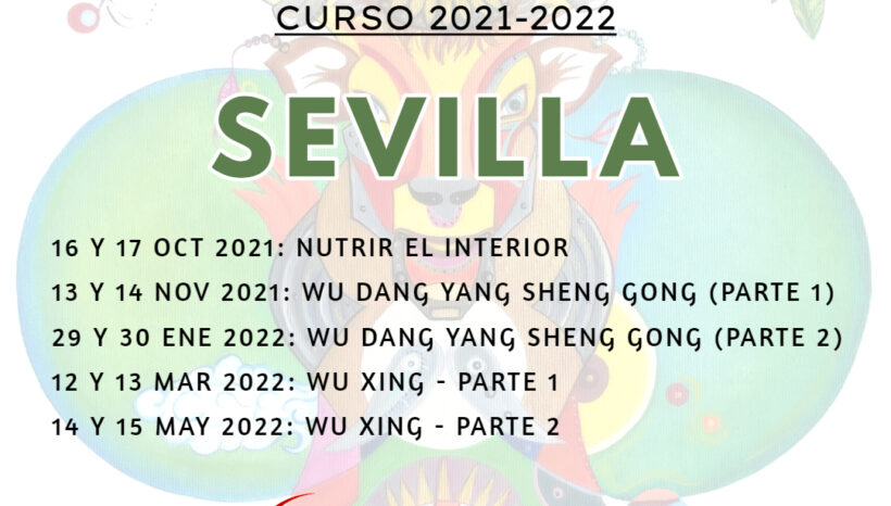Programación 2021-2022 en Sevilla