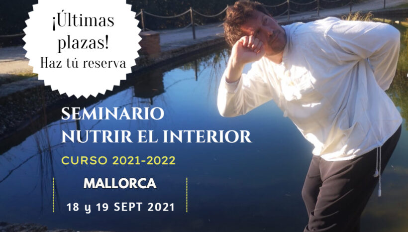 Seminario Nutrir el Interior en Mallorca