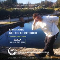 Seminario Nutrir el Interior en Sevilla