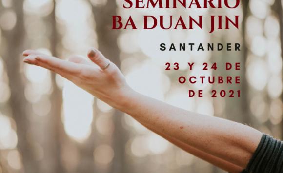Seminario Ba Duan Jin en Santander